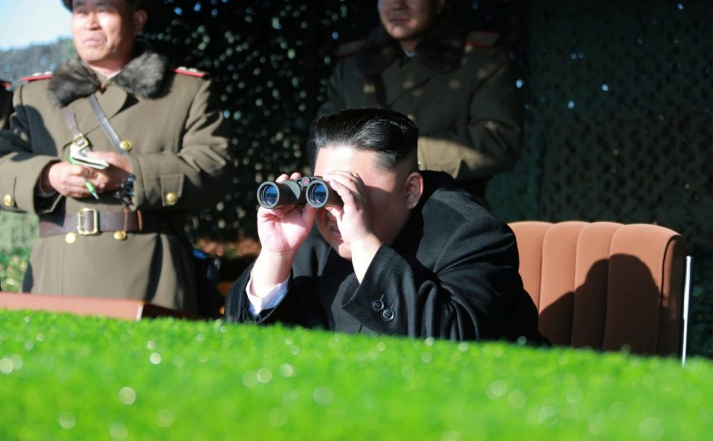 In Photos: Nort Korea Held Live Fire Missile And Rocket Drills