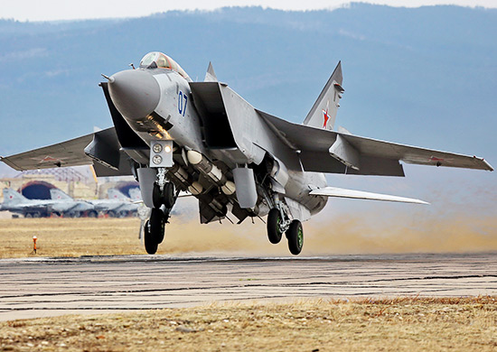Russia To Reconstruct Over 100 Airfields To Increase Air Force's Operational Capability