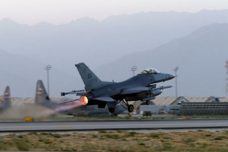 NATO Airstrike Killed 17 Afghan Police Officers 'By Mistake'