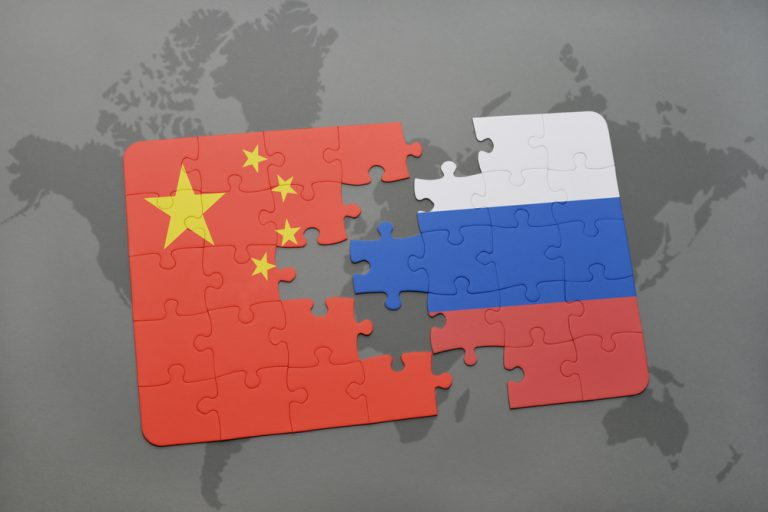 China and Russia: Whoopin' Uncle Sam at His Own Game