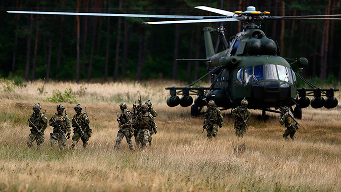 US-NATO Push For Militarization Of Eastern Europe