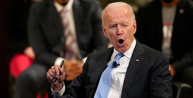 """Wayne Madsen: """"Joe Biden Is America's 'Der Alte'"""""""