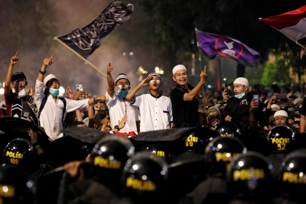 Radicals, Provocateurs, Fake News And Anti-Chinese Slogans: Riots Rock Indonesian Capital