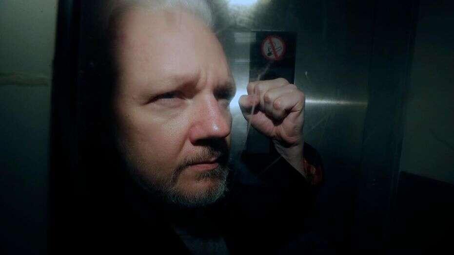 The Julian Assange Pardon Drive