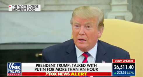 "Caitlin Johnstone: ""Blithering Idiots Express Fear That Putin Will Rig 2020 Election For Trump"""