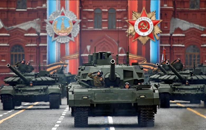 Large-Scale Campaign To Discredit Victory Day Commemorating Defeat Of Nazi Germany In Russian Media