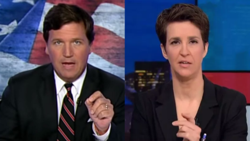 "Caitlin Johnstone: ""On Venezuela, Tucker Airs Anti-Trump Ideas While Maddow Wants John Bolton To Be More Hawkish"""