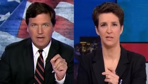 "Caitlin Johnstone: ""On Venezuela, Tucker Airs Anti-Trump Ideas While Maddow Wants John Bolton To Be More Hawkish"""