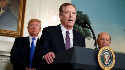 Trump Pulls The Trigger: Begins Process Of Raising Tariffs On All Remaining $300 Billion China Imports