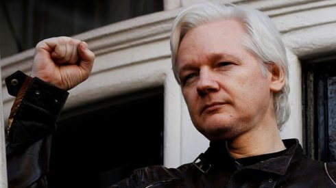 Sweden Seeks Extradition Of Assange To Face Trial On Rape Charges
