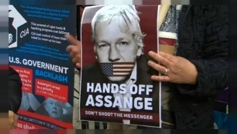 """Thursday's Extradition Hearing """"Life & Death"""" For Assange And Journalism Itself"""