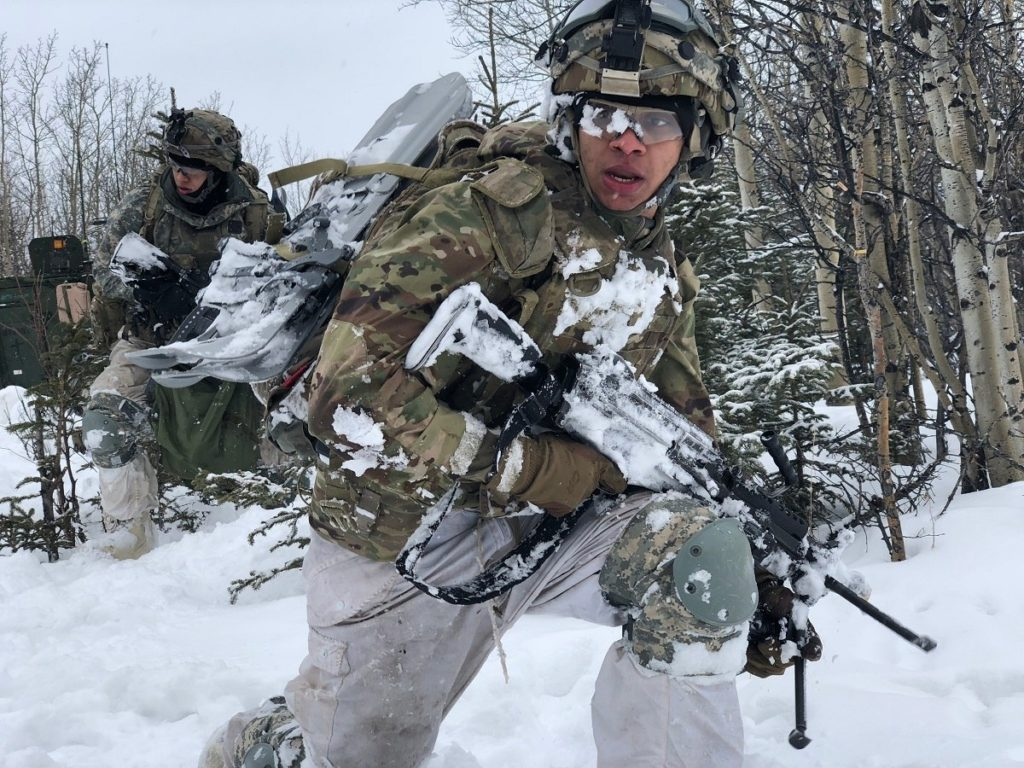 """Brian Cloughley: """"Washington Heats Up Its Cold War in the Arctic"""""""