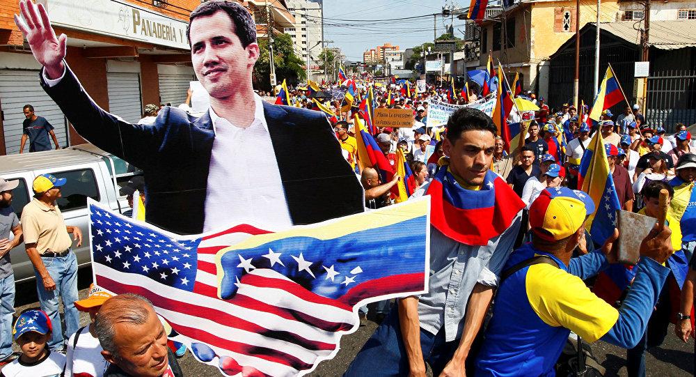 Venezuela Air Force General Killed In Ambush Amid Guaido's Hints At A US Military Intervention