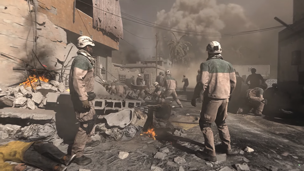 "Call Of Duty 2019: White Helmets, ""Bana al-Abed"" and Killing ""Evil Russians"""