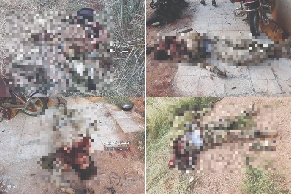 Syrian Army, Local Fighters Repel Attack On Nubl & Al-Zahraa, Kill Several Turkish-Backed Militants (Photos)