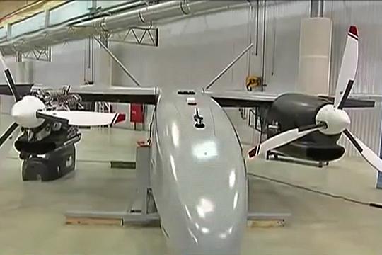 Russian Altair Heavy Strike Drone: In Development Limbo?