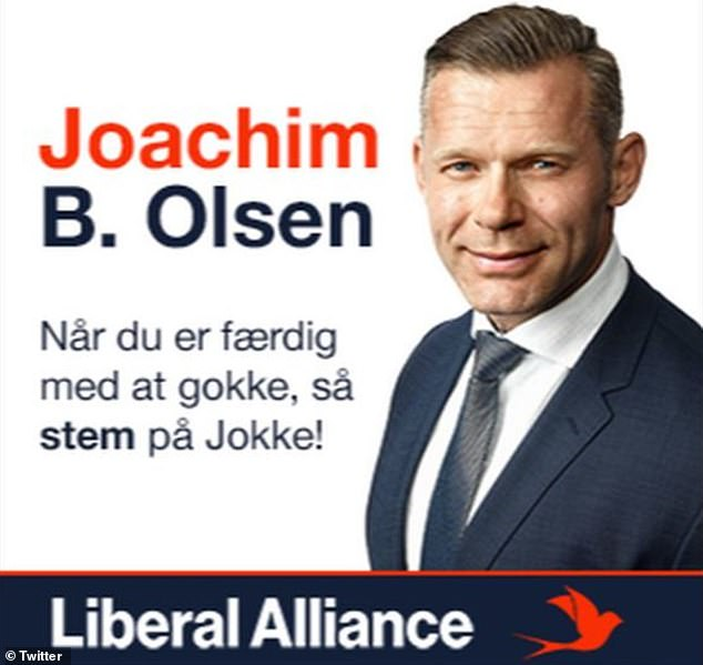 Danish Politician Advertizes His Election Campaign On PornHub