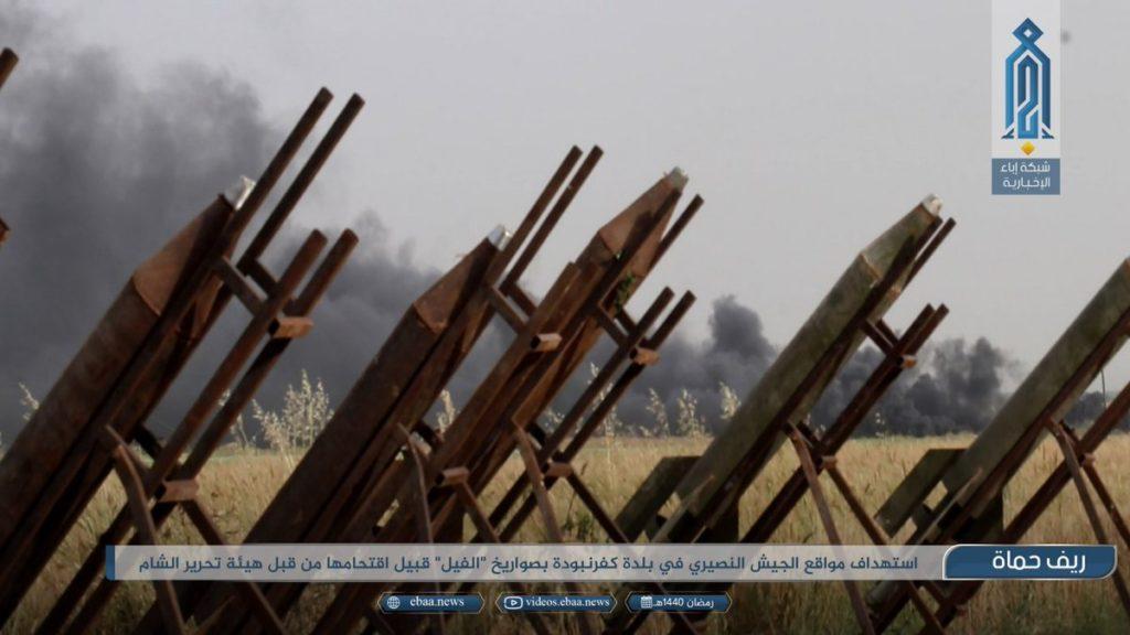 "Terrorists And Turkish-backed ""Moderates"" Clash With Syrian Army Near Kafr Nabudah (Map, Photos)"