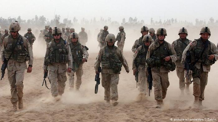 "US Continues Sending Troops And Equipment To Middle East To Deter ""Defeated"" Iran"