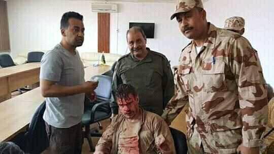Libyan National Army Shot Down Mirage F.1 Of GNA Air Force, Captured Pilot (Photos)