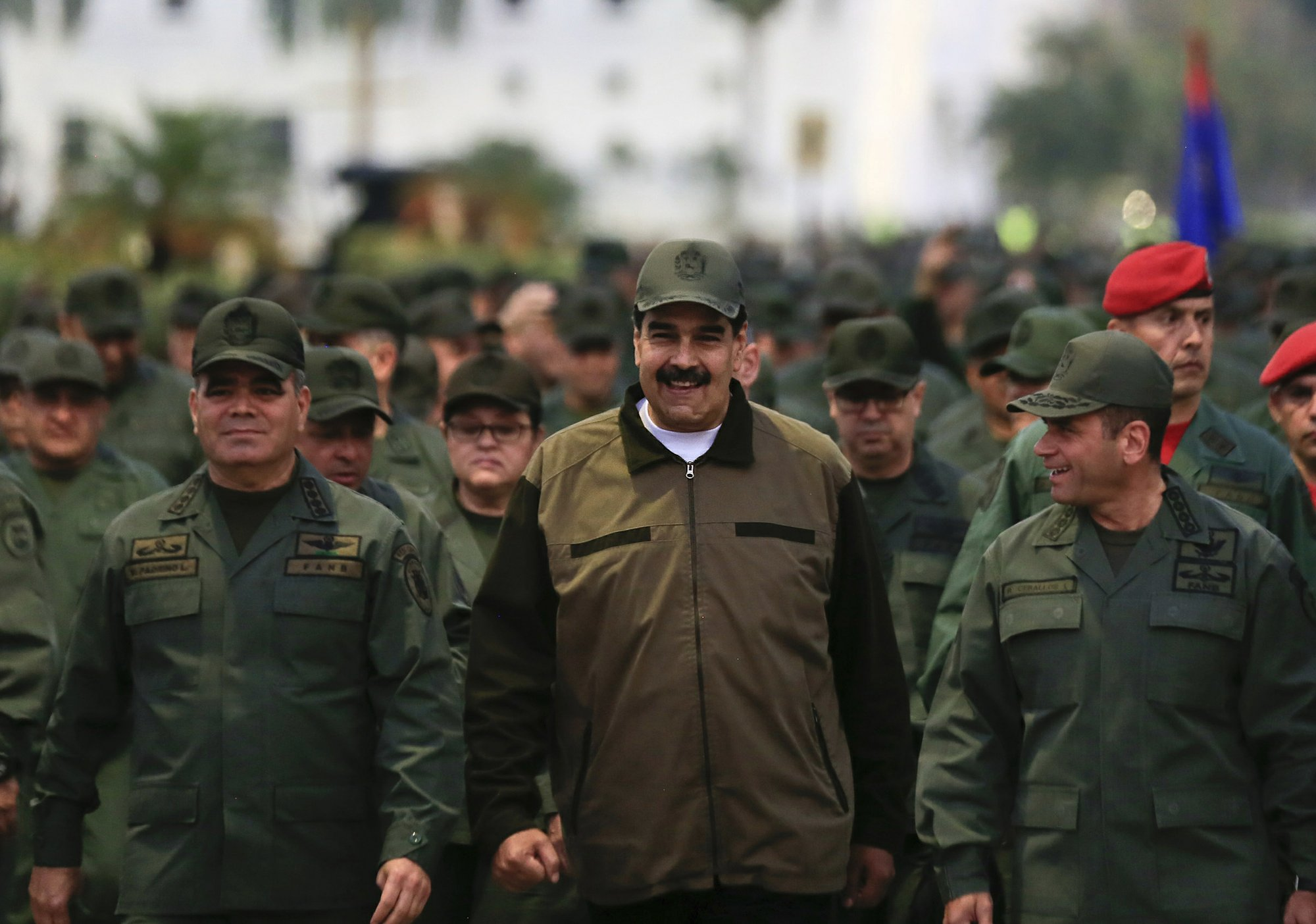 Day Of Calm In Venezuela Prior To Expected New Round Of US-backed Protests