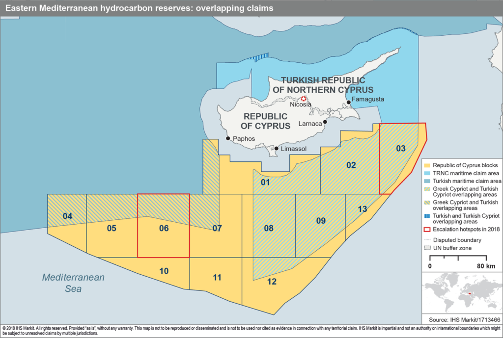 """""""Second Invasion"""": Cyprus Slams Turkish Oil & Gas Drilling, Urges EU Action"""