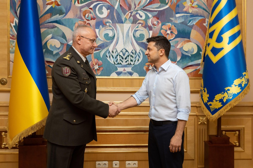 Zelensky Appoints General Responsible for the Ilovaisk Failure as New Chief of General Staff