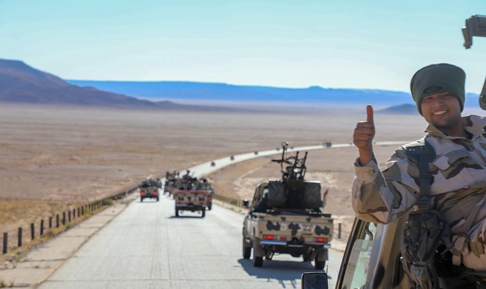 LNA Resumes Its Advance North Of Tripoli Airport, Destroys Several Vehicles
