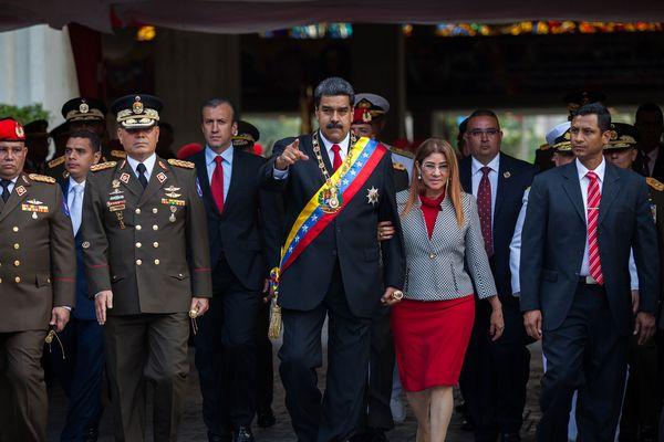 """Maduro Announces Defeat Of """"Deranged Coup"""" But Round 2 Is Incoming"""