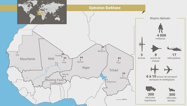 EU Claims Situation In the Sahel Is Major Strategic Concern, Reaches Little Practical Conclusions