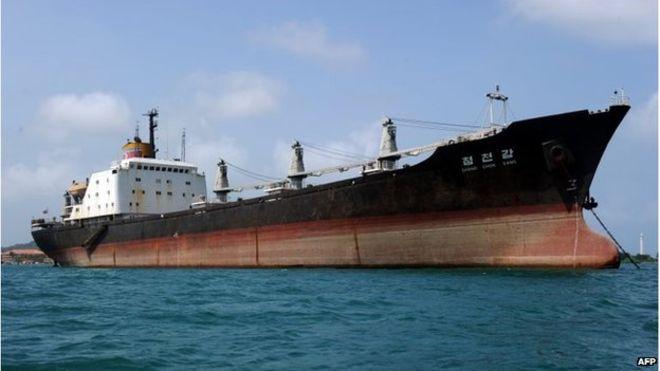 US Seizes North Korean Coal Ship, Deploys THAAD In South Korea, Blames The North