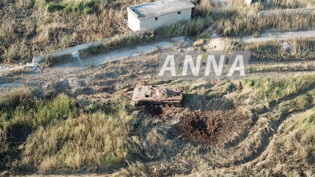 Militants' Battle Tanks And Armoured Vehicles Destroyed In Northwestern Hama (Photos, Video)