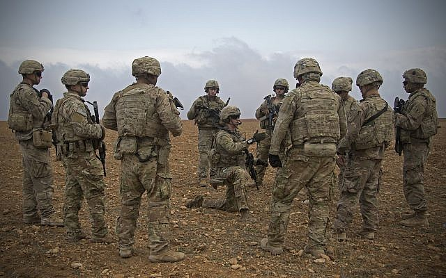 "Pentagon Plans to Send 5,000 Troops To Middle East To Deter ""Defeated Iran"": MSM Reports"