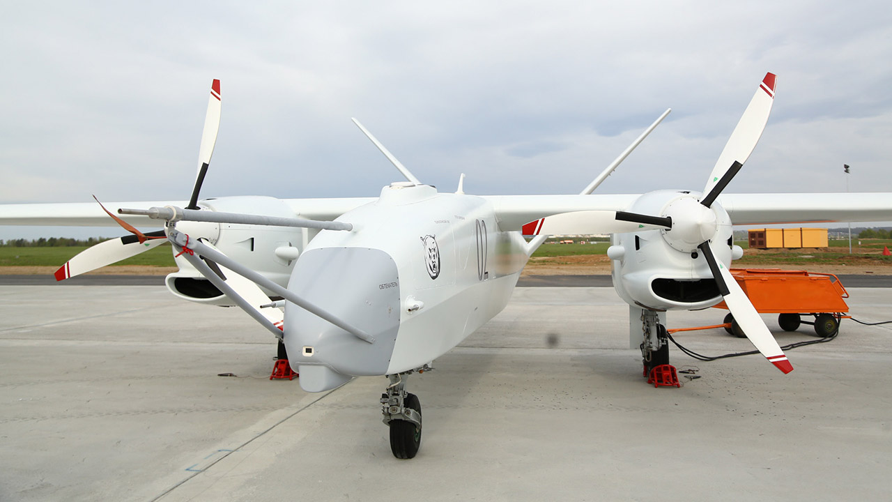Former Driector Of Design Bureau Responsible For Russia's Altair Heavy Drone Arrested For Embezzlement