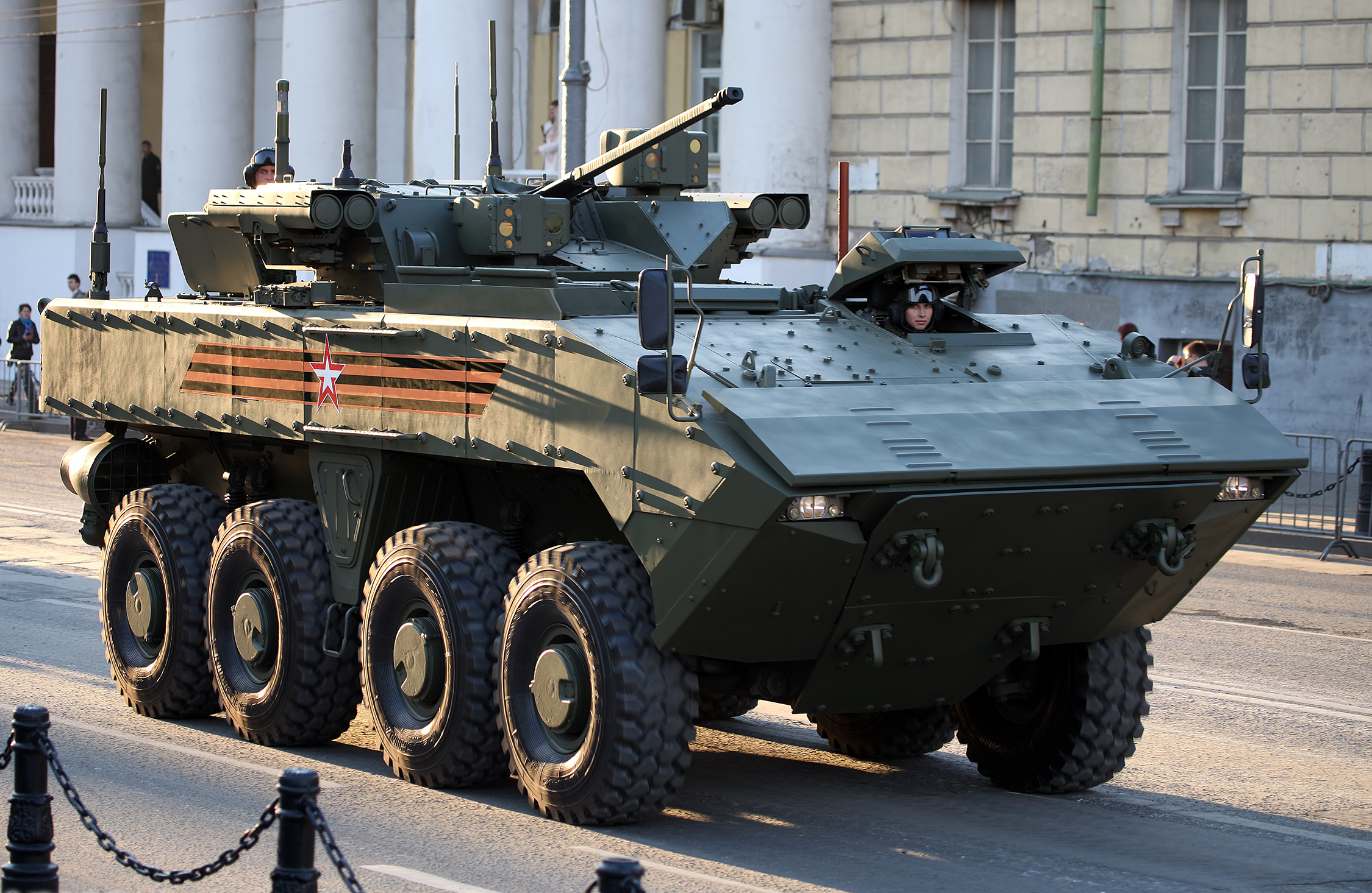 Mechanized Troops And Aircraft That Will Take Part In Victory Day Parade 2019 In Moscow
