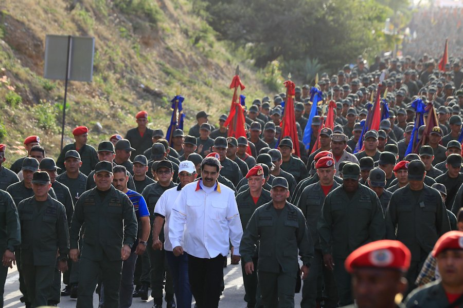 US-backed Venezuelan Opposition Continues Asking For Foreign Interference To Overthrow Maduro Government