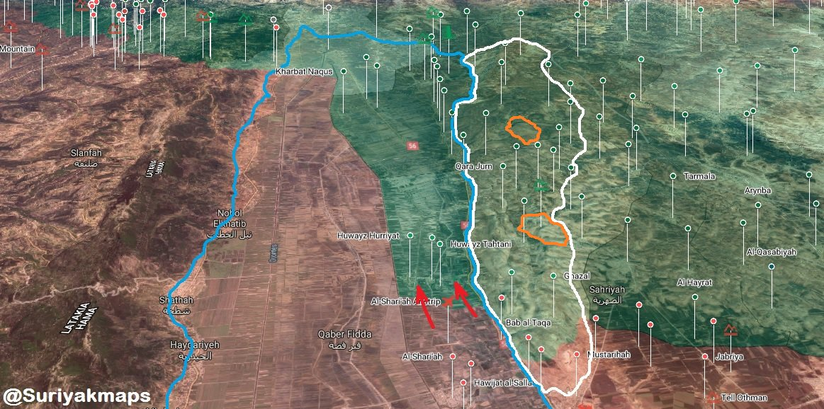 Syrian Army Captures New Town In Northwestern Hama, Eliminates HTS Unit (Map, Photos, Video)