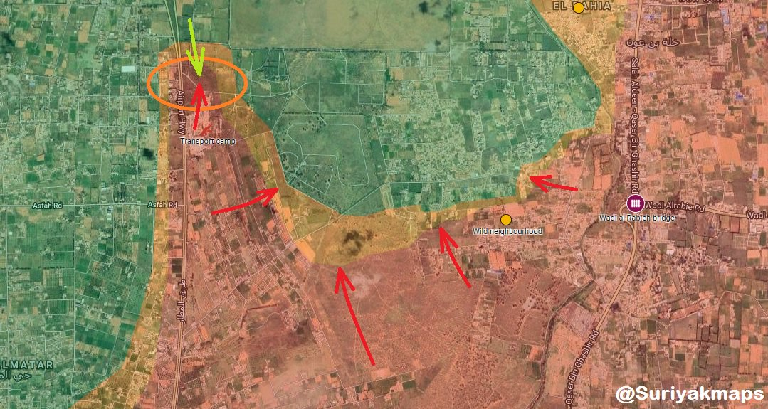 LNA Says Its Forces Are Advancing On All Fronts Towards Tripoli (Video, Map)