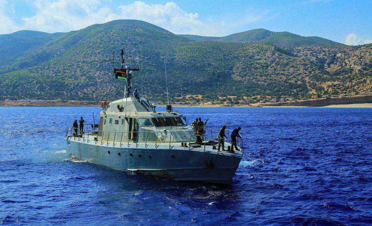 Les forces de Haftar et la Grèce ont convenu d'arrêter la contrebande turque et le forage de navires dans l'est de la Méditerranée