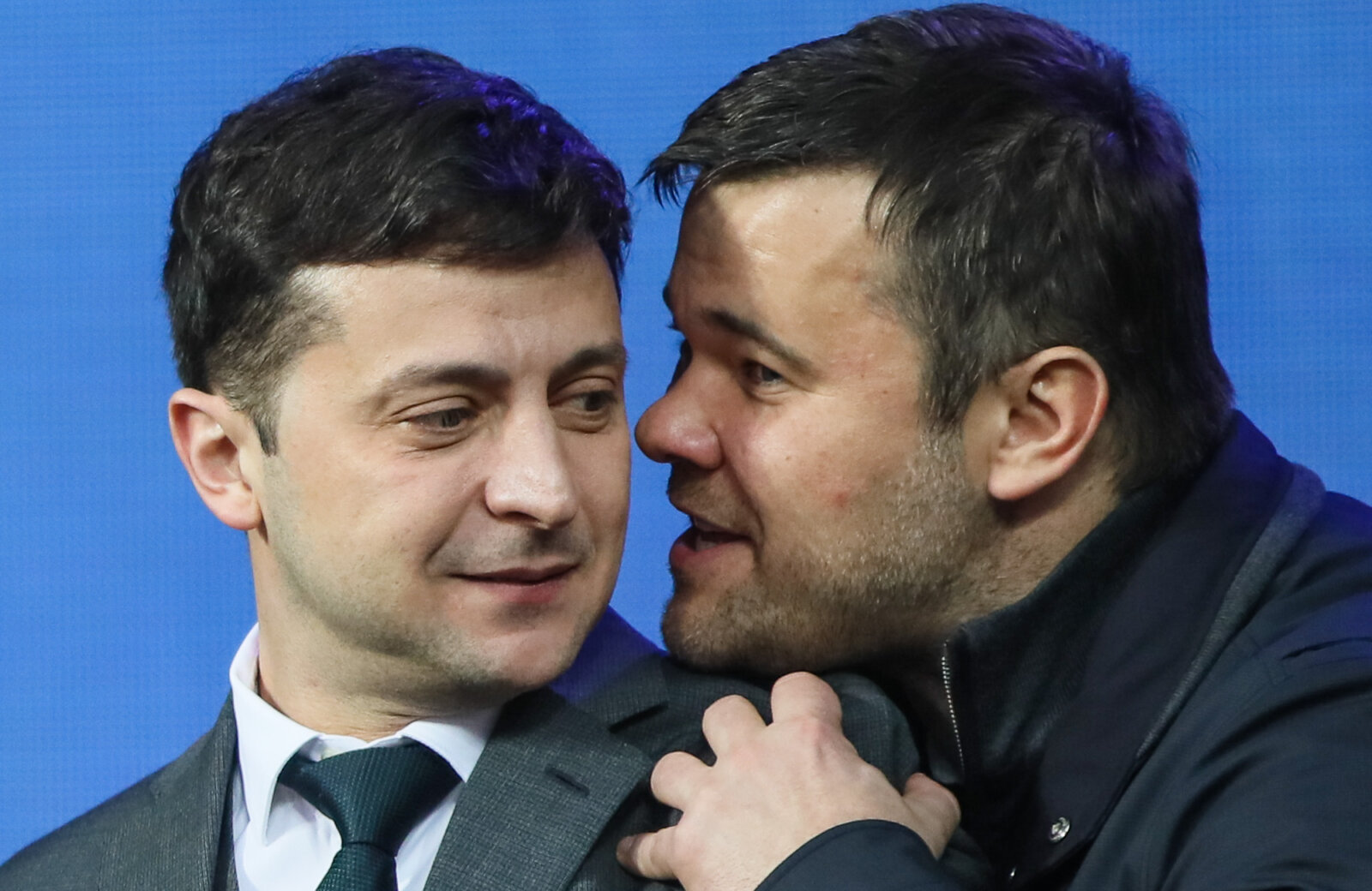 'New Old Ukraine': Zelensky Hires Kolomoisky's Lawyer As Chief Of Staff, Childhood Friends At Other Key Posts
