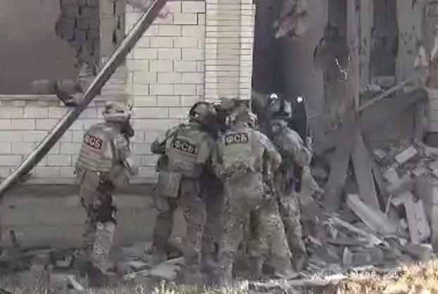 In Video: Security Forces Eliminated 3 Militants In Rusisa's Dagestan