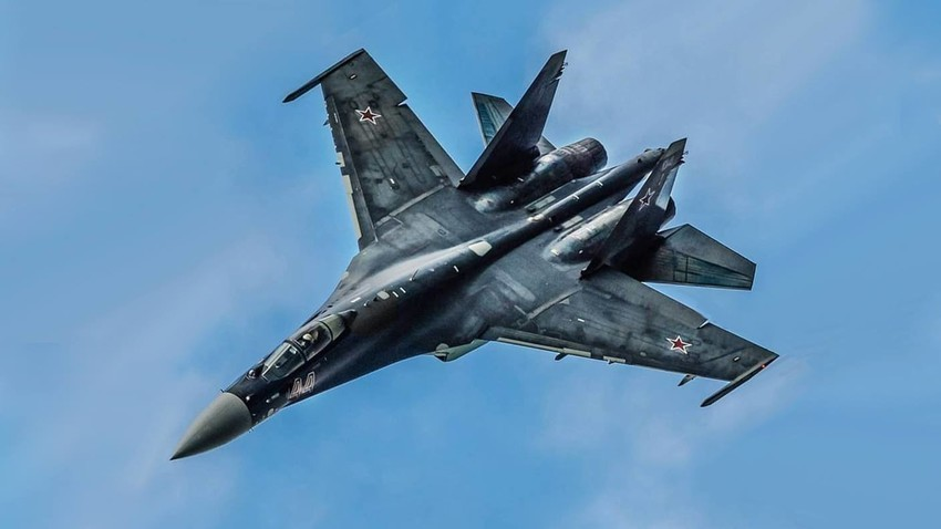 Russian Fighter Jet Intercepted U.S. Marines' Surveillance Aircraft Off Syria Three Times