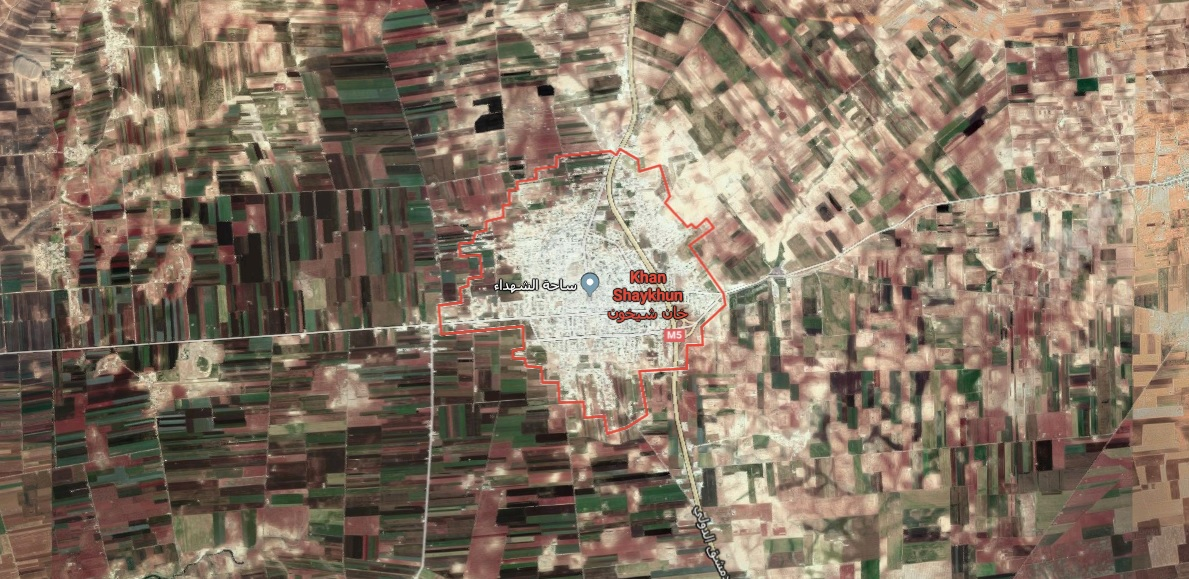 Khan Shaykhun Locals Are In Talks With Damascus Over Possible Reconciliation Agreement