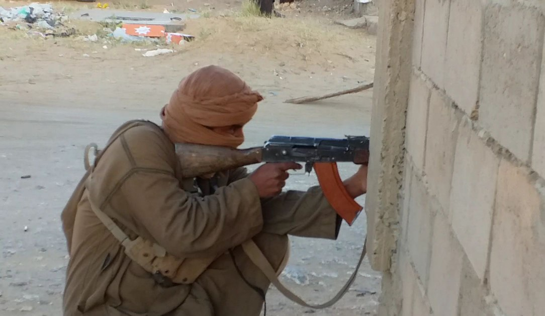 ISIS Fighters Attack LNA Forces Near Oil-Rich Town Of Zillah
