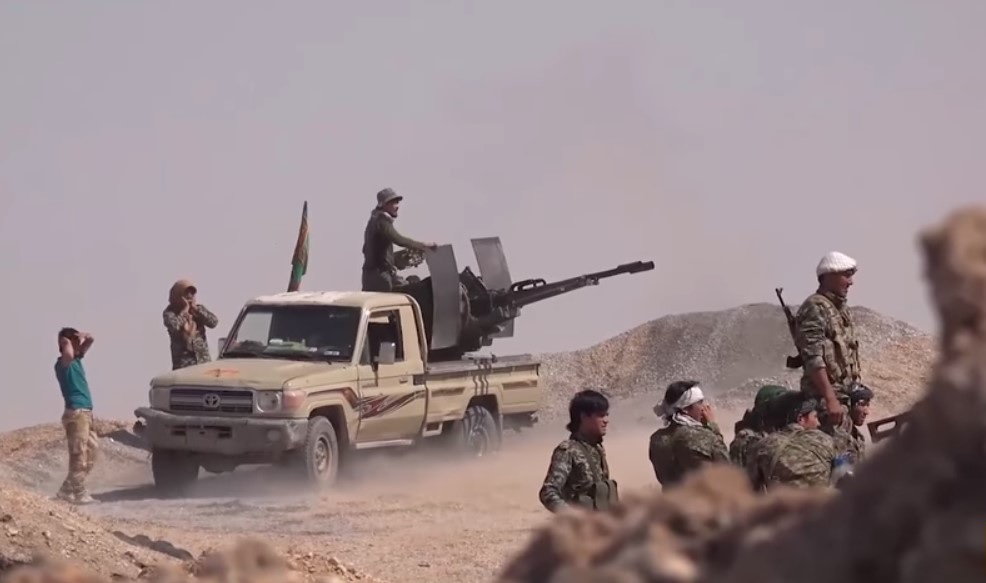 Syrian NDF Launches Operation To Hunt Down ISIS Cells In Western Deir Ezzor