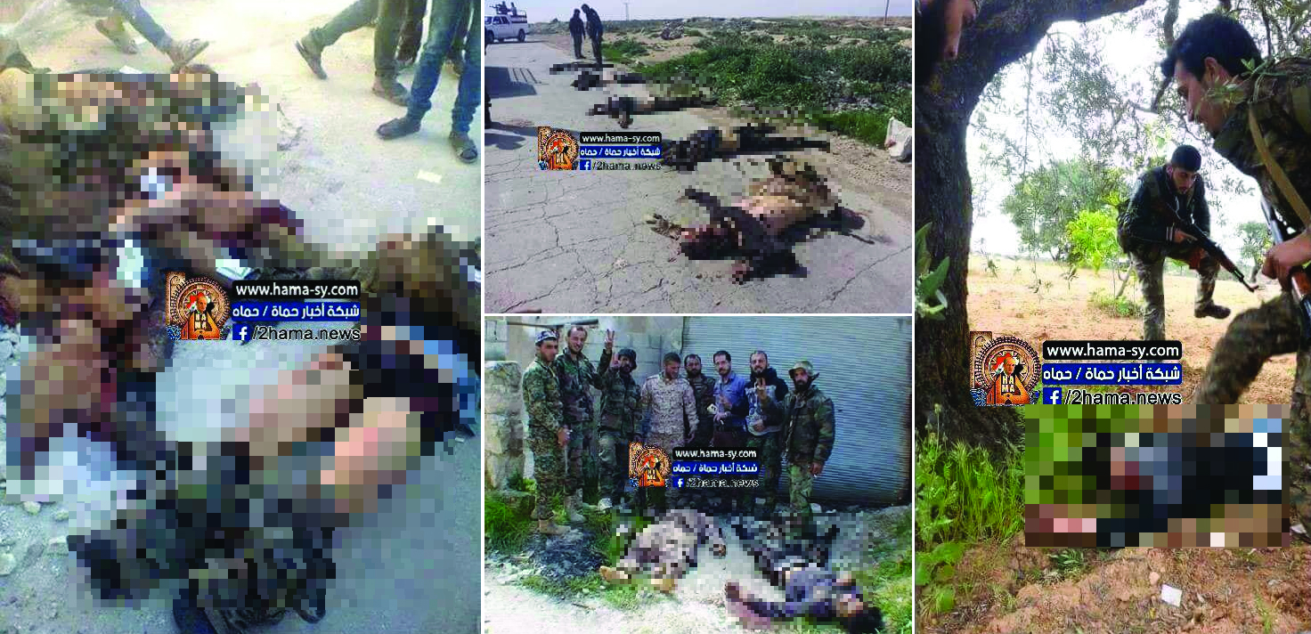 Syrian Army Secures Key Town In Northwestern Hama, Kills & Captures Scores Of Terrorists (Video, Photos)