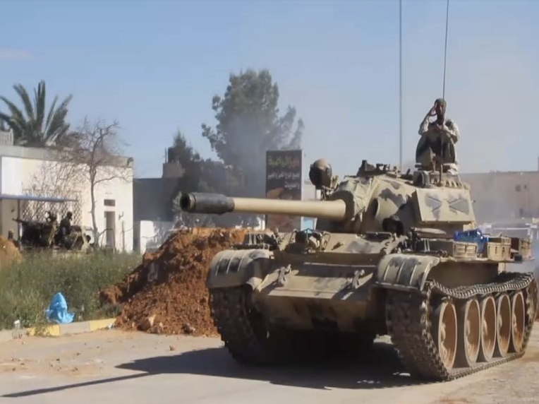 Battle For Tripoli: GNA Claims It's Pushing Haftar's Forces Back, While LNA Says It's Progressing