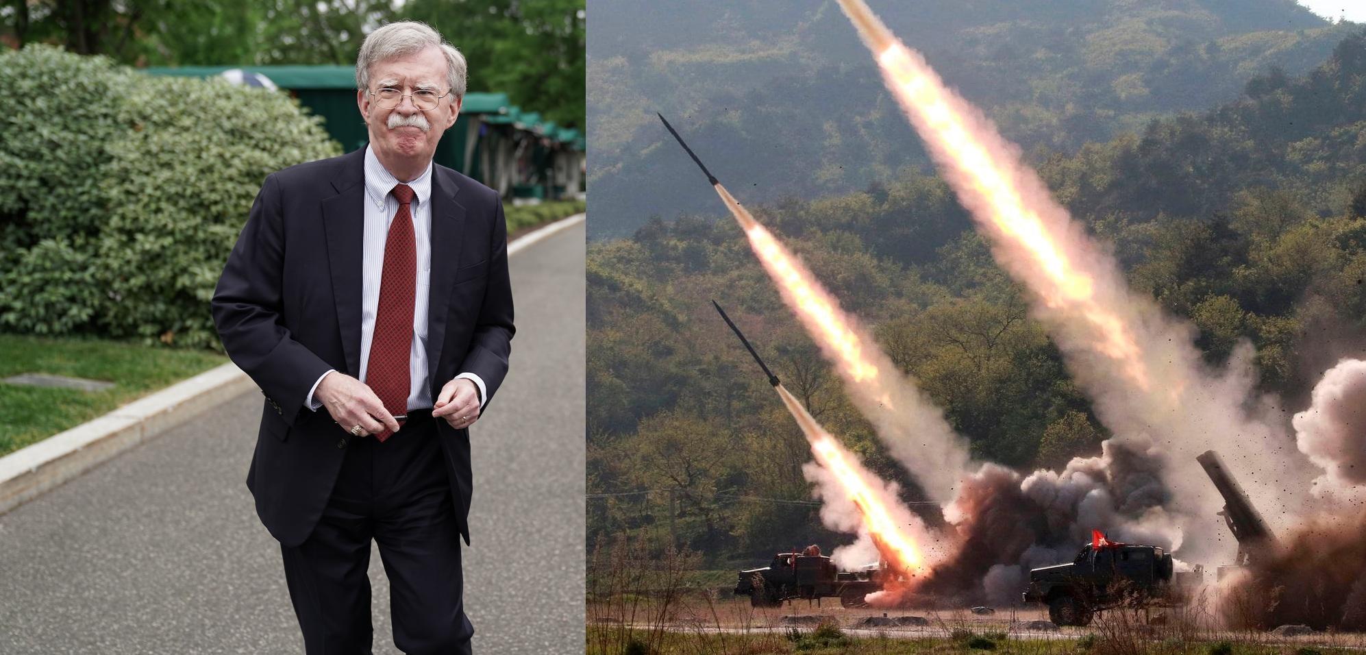 "North Korea Calls John Bolton ""Human Defect"" And ""War Monger"" That Deserves ""An Earlier Vanishing"""