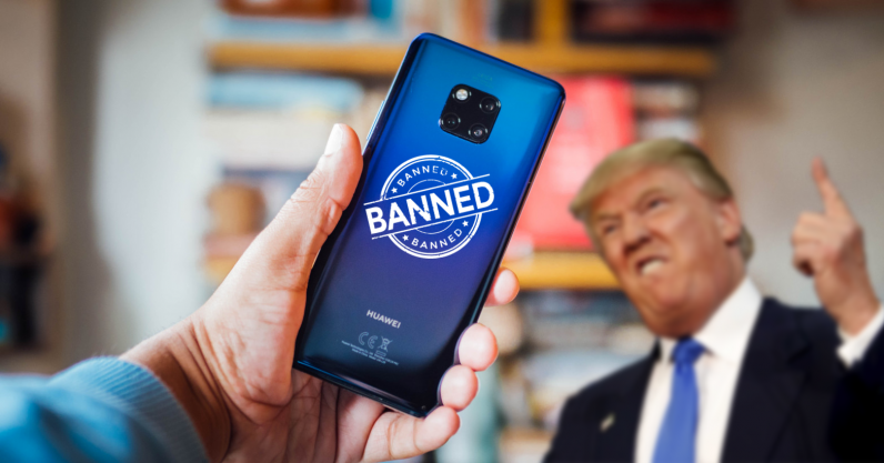 Trump Signs Executive Order Banning Huawei From US Market
