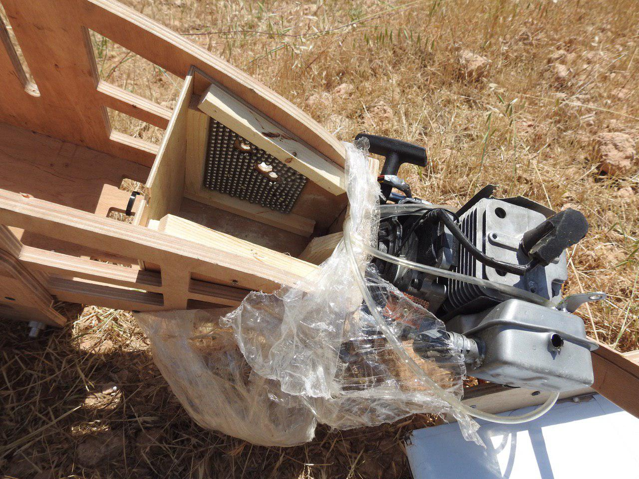 New Photos Provide Closer Look At Militants' DIY-Style Attack Drones